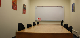 meeting room in huddelson